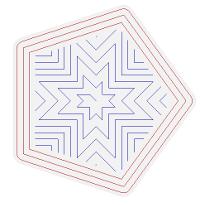 Octagram Spiral